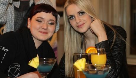 foto Alžběta Kolečkářová a Gabriela Gunčíková