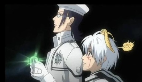OBR: D.Gray-Man