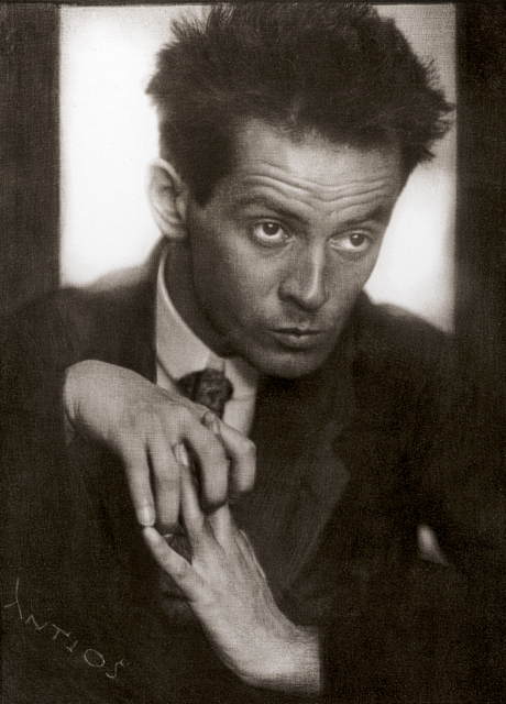 FOTO: Egon Schiele, 1914, zdroj: Archiv Egon Schiele Art Centrum, Česky Krumlov