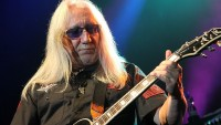 FOTO: Mick Box, Uriah Heep