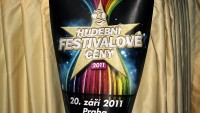 LOGO: Hudební festivalové ceny 2011
