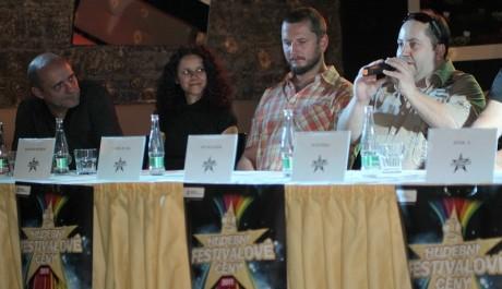 FOTO: Tisková konference ankety Hudební festivalové ceny