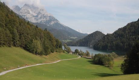 FOTO: Wilder Kaiser v Rakousku