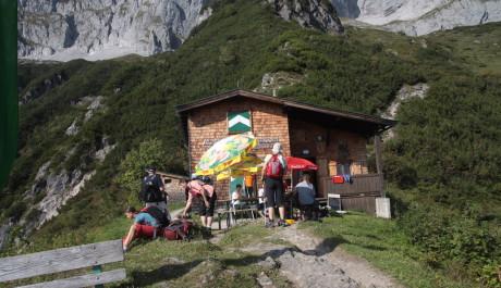FOTO: Wilder Kaiser, pod vrcholem