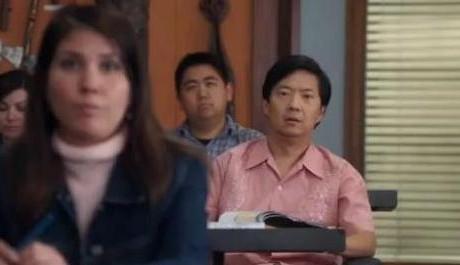 Foto: Ken Jeong v seriálu Community