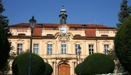 FOTO: Libeňský zámek