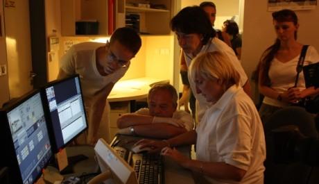 Foto: Vědci zkoumají vnitřek mumií