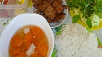 FOTO: vietnamské jídlo
