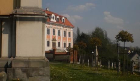 FOTO: Bartošovice, lovecký zámeček