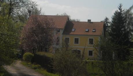 FOTO: Bartošovický mlýn