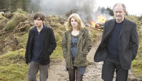 FOTO: Jsme na útěku, proto jsme nenápadně zapálili auto