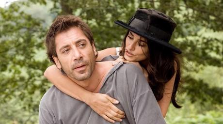 FOTO: Penélope Cruz s manželem Javierem Bardemem ve snímku Vicky Cristina Barcelona