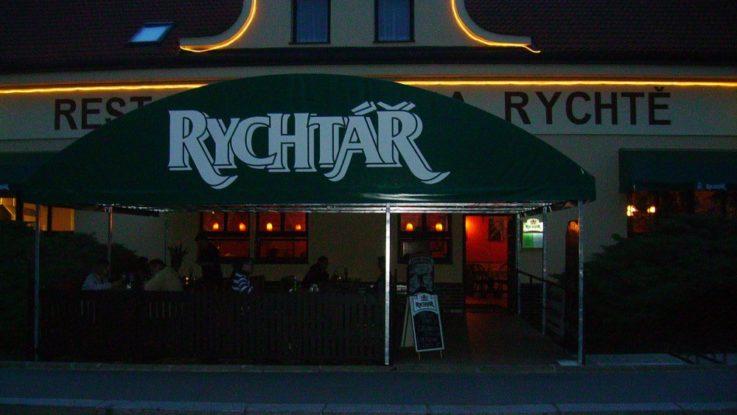 FOTO: Restaurace na Rychtě