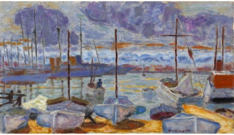 FOTO: Pierre Bonnard: The Port of Cannes