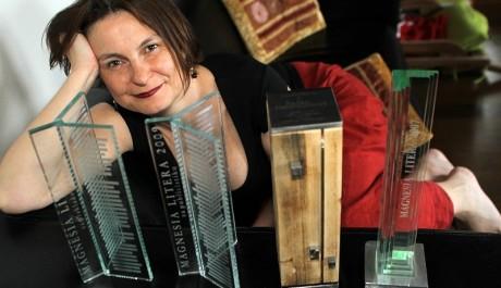 FOTO: Radka Denemarková a 3 Magnesie litery včetně ceny z Usedomu