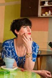 Foto: Klára Vytisková ze skupiny Toxique