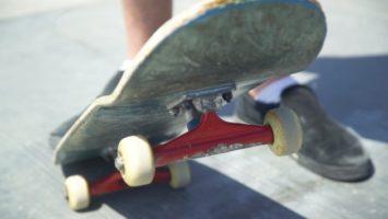FOTO: Skateboarding