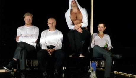 FOTO: Fotografie ze hry Spílání publiku 2010