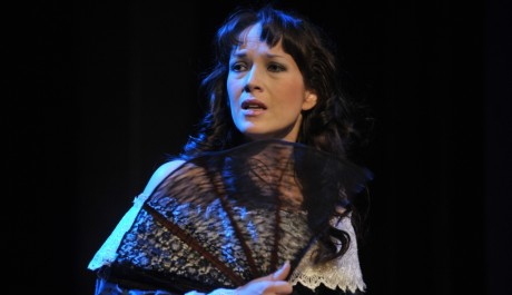 Foto: Tereza Kostková jako Roxana v Cyranovi z Bergeracu
