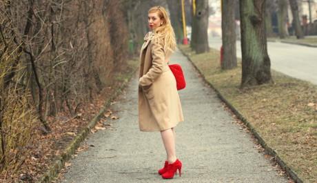 FOTO: Joll Burr, módní bloggerka