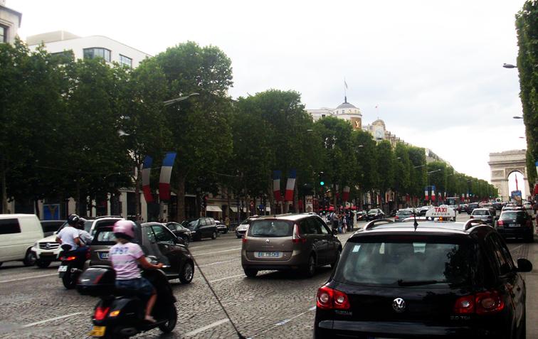 FOTO: Champs Elysees