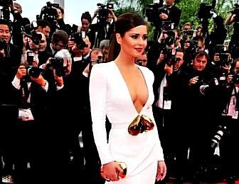 FOTO: Cheryl Cole Cannes 2011