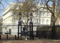 FOTO: Clarence House, Londýn