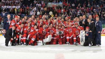 Čeští hokejisté získali bronzové medaile