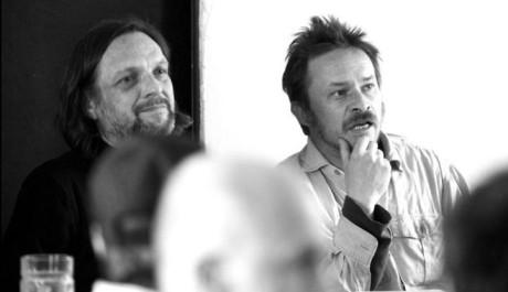 FOTO: David Czesany a Miroslav Bambušek