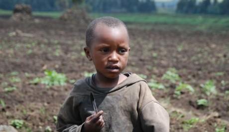 FOTO: Dětská práce