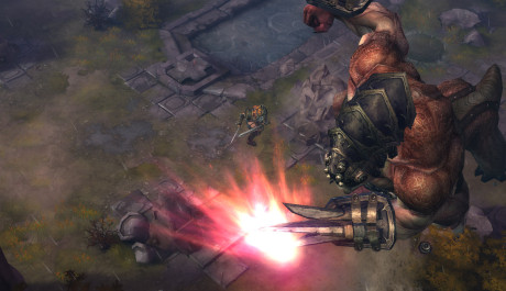 Diablo 3 - boss