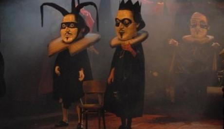 FOTO: Divadlo Husa na provázku: Blázni na provázku