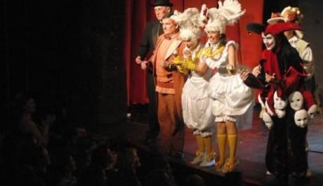 FOTO: Divadlo Radost: Jak se vám líbí kupec benátský?