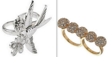FOTO: Dvojité prsteny