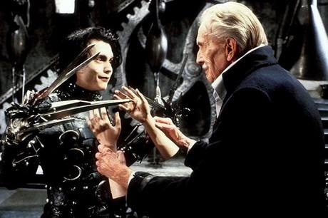 FOTO: Edward se svým stvořitelem
