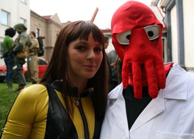 FOTO: Kostýmy na Festivalu fantazie