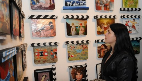 Výstava Filmové klapky