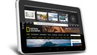 FOTO: Sedmipalcový tablet tchajwanské společnosti HTC