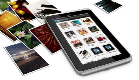 FOTO: HTC Flyer je vcelku obyčejný tablet - nezahanbí, ale ani neohromí