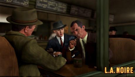 FOTO: Výrazy osob v L.A. Noire jsou vašim hlavním vodítkem.