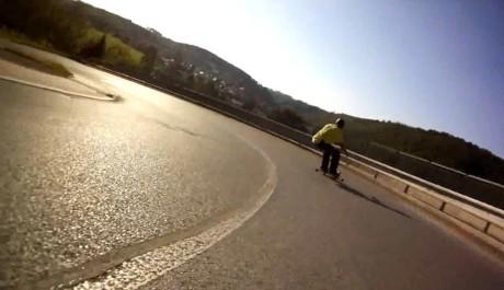 FOTO: Pohoda na silnici