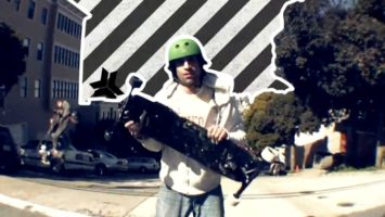 FOTO: Snowboard the Streets!
