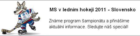 OBR: Speciál k MS v ledním hokeji 2011: Slovensko