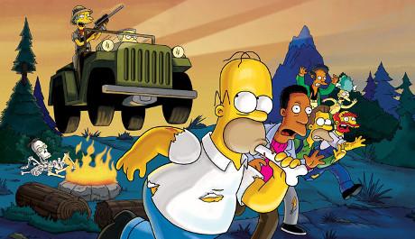 FOTO: Homer Simpson