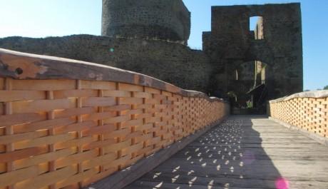 FOTO: Zajímavé exkurze můžete hledat i na hradě Krakovec