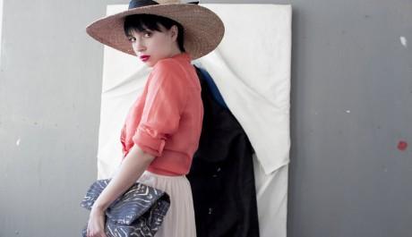FOTO: Danny Rose, módní bloggerka