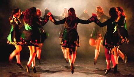FOTO: Taneční skupina Coiscéim