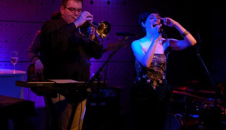 FOTO: Lanugo v Jazz Docku