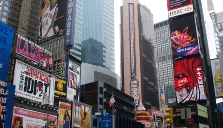 FOTO: Times Square, New York, USA