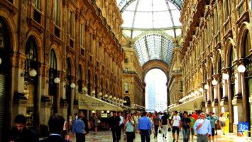 FOTO: Italský Milán
